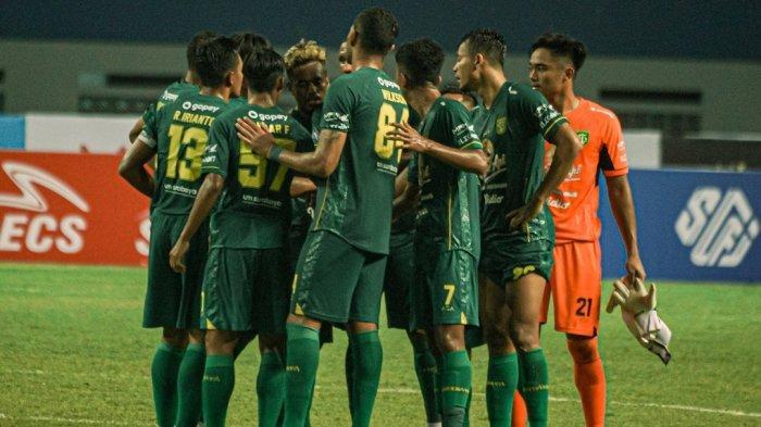 Susunan Pemain Persebaya Vs Bhayangkara FC - Bajul Ijo Andalkan Duet Bek Lokal