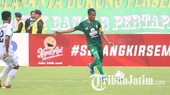 Persebaya Raih Hasil Minor di Laga Perdana Liga 1 2019, Ruben Sanadi Minta Maaf pada Bonek Bonita