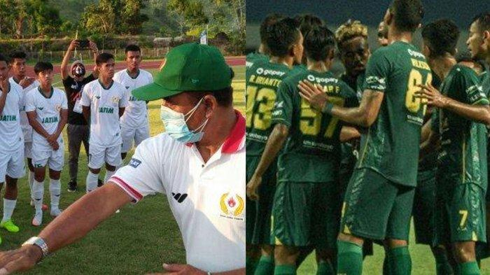 TERPOPULER BOLA: Sepak Bola Jatim VS Aceh di Semifinal PON XX Papua 2021, Persebaya Krisis Pemain