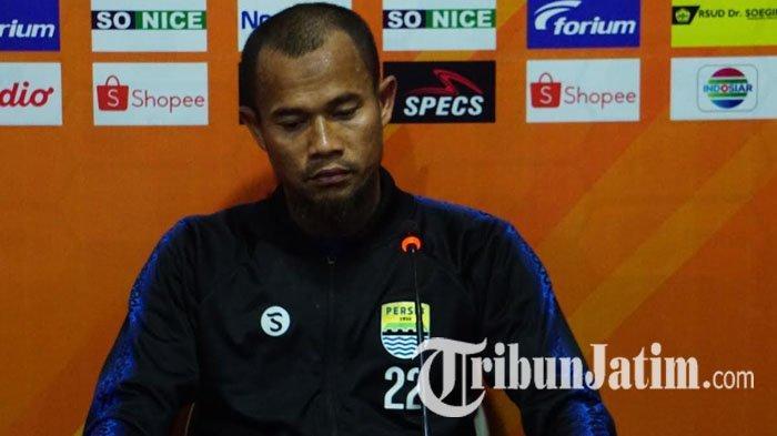 Kapten Persib Bandung Tak Masalah Laga Tanpa Penonton Demi Perangi Virus Corona: Misi Kita Sama