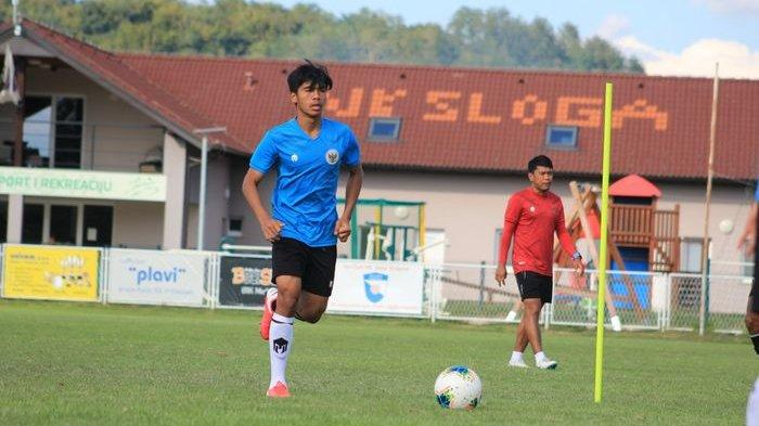 Satu Lagi Wonderkid Indonesia Berkiprah di Eropa, Kapten Timnas U-19 Gabung Raksasa Liga Kroasia