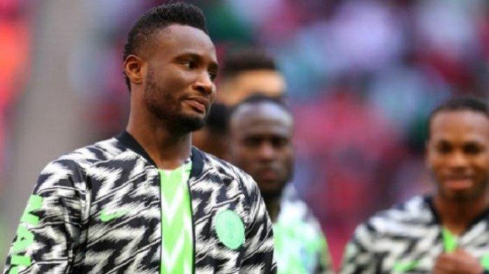 Cerita Kapten Timnas Nigeria Dapat Kabar Ayahnya Diculik Jelang Laga lawan Argentina