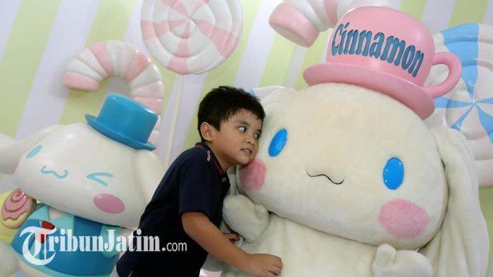 Nostalgia Bareng Karakter Sanrio di Lenmarc Mall Surabaya, Cocok Buat Isi Libur Akhir Pekan