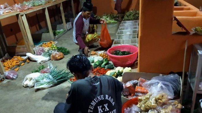 Jualan Sayung Keliling, Cara Jitu Karta Heppiii Community Madiun Angkat Ekonomi Warga