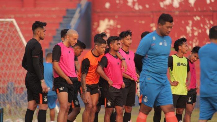 Sambut Seri Kedua Liga 1 2021, Karteker Persik Kediri Alfiat Fokus Genjot Fisik Pemain