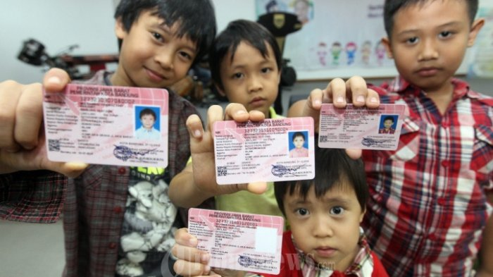 99 Ribu Anak di Kota Malang Belum Miliki Kartu Identitas Anak, Kesadaran Masyarakat Masih Minim