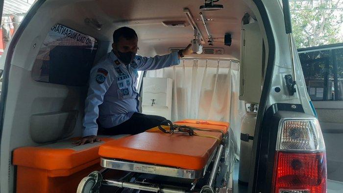 Karutan Gresik Apresiasi Respon Bantuan Mobil Ambulans dari Pemkab Gresik