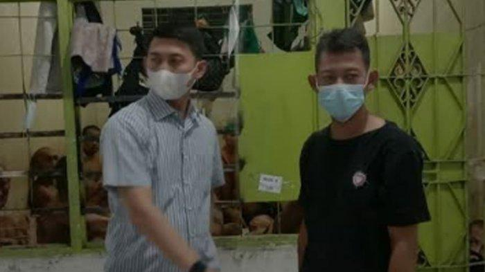 Karutan Surabaya Sidak Blok Karantina Dini Hari, Pastikan Warga Binaan dalam Keadaan Sehat