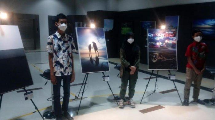 Sanggar Daun Gelar Pameran Fotografi Handphone Karya Anak-anak
