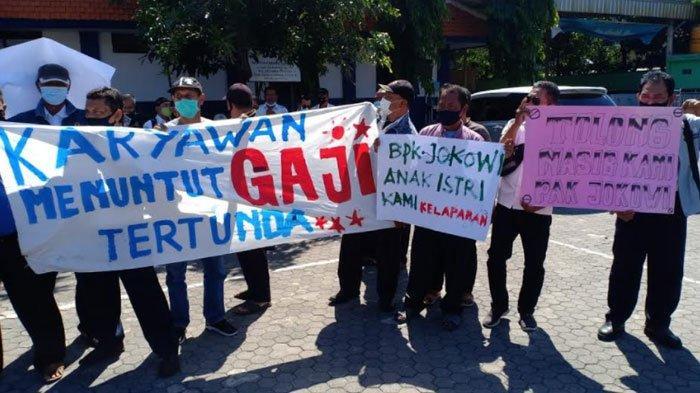Karyawan Damri Tagih Kekurangan Gaji hingga Rp 21 Juta, Perusahaan: Kondisi Keuangan Tidak Baik