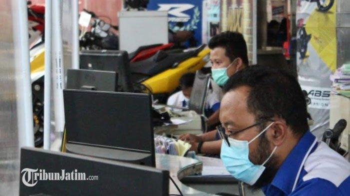 Patuhi Aturan Pemerintah, Yamaha Jatim Batasi Layanan Servis dan Diler Selama PPKM Darurat