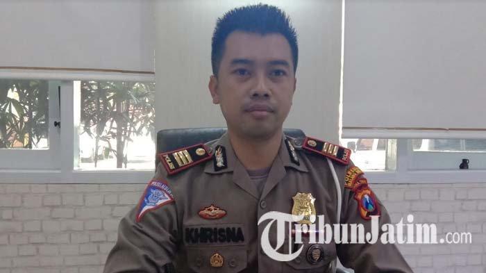 Antisipasi Kejahatan dan Laka Lantas, Satlantas Polresta Malang Kota Gencar Patroli Blue Light