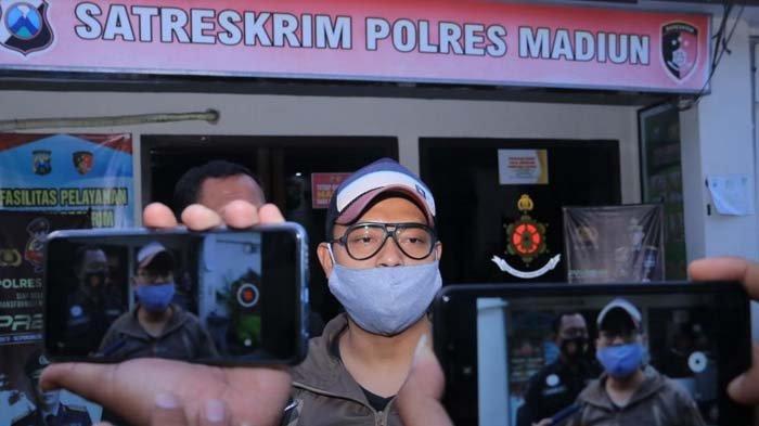 Aksi Terbangkan Balon Udara dan Petasan Viral di Medsos, Belasan Remaja di Madiun Ditangkap Polisi