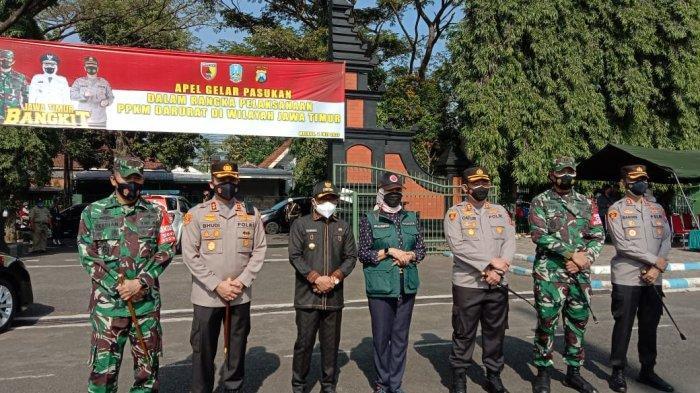Forkopimda Sebut Sanksi PPKM Darurat di Kota Malang Lebih Tegas