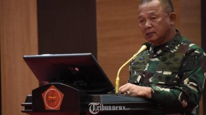 Sosok Letjen TNI Ganip Warsito, Kepala BNPB Baru Pengganti Doni Monardo, Berpengalaman di Infanteri
