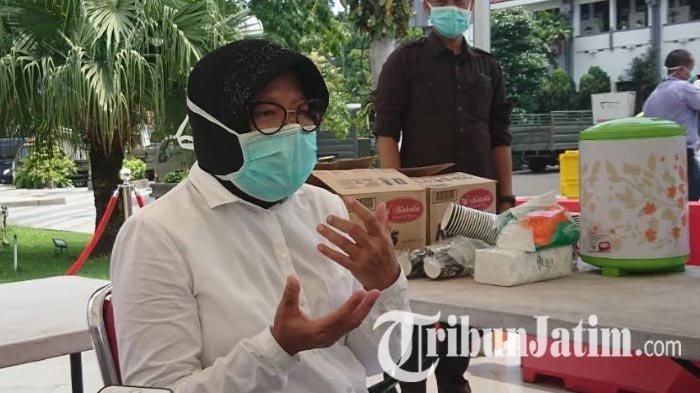 Risma Bongkar Kebohongan, Inilah Update Fakta Terbaru Kasus Corona di Pabrik Rokok Sampoerna Rungkut