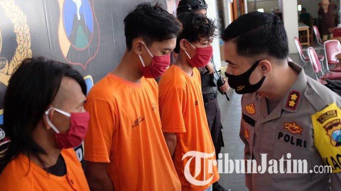 Geng Remaja Trenggalek Mabuk Berujung Aksi Brutal, Aniaya Orang hingga Rusak Warkop, Gini Endingnya