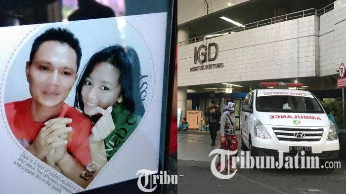 UPDATE Suami Bakar Istri di Surabaya, Lokasi Pelaku Terlacak, Permintaan Ibu Korban hingga Motifnya