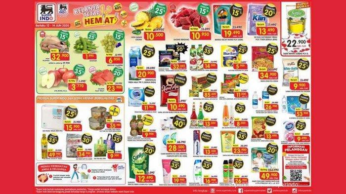 Katalog Promo JSM Superindo 12-14 Juni 2020, Harga Spesial Buah Nanas & Apel, Diskon Edamame