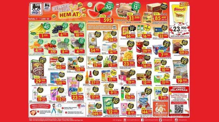 Katalog Promo JSM Superindo 5-7 Juni 2020, Diskon Buah Pisang & Anggur, Harga Spesial Nugget