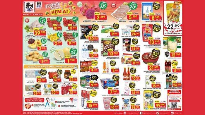 Katalog Promo Superindo 15-18 Juni 2020 Terbaru, Diskon Buah Naga dan Apel, Harga Hemat Gula