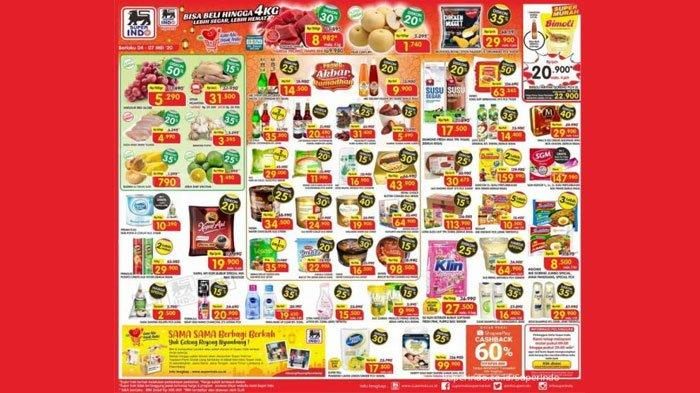 Katalog Promo Superindo Terbaru 4 7 Mei 2020 Diskon Minyak Goreng Dan Harga Menarik Susu Sapi Tribun Jatim