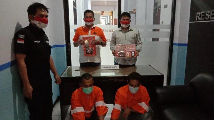 Selama Januari Hingga Agustus, Satresnarkoba Polresta Malang Kota Bekuk Puluhan Pengedar Narkotika