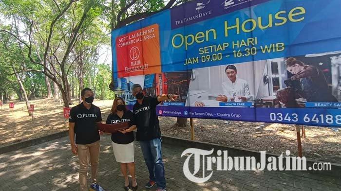 The Taman Dayu By Ciputra Pasuruan Luncurkan Commercial Area, Harga Mulai Rp 500 Jutaan
