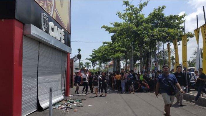 Yabes Tanuri Minta Maaf pada Fans yang Terluka Saat Memburu Tiket Bali United Vs Madura United