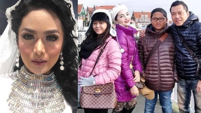 Niat Ashanty Tak Disambut Krisdayanti, Aurel-Azriel Dituding Anak Durhaka: Mimi yang Sibuk
