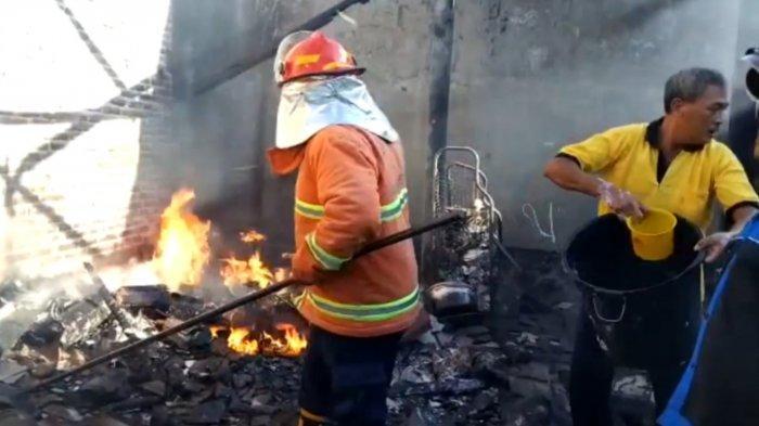 Tabung Gas Meledak di Magetan, Rumah Megah Jadi Arang, Simak Kronologi Lengkapnya