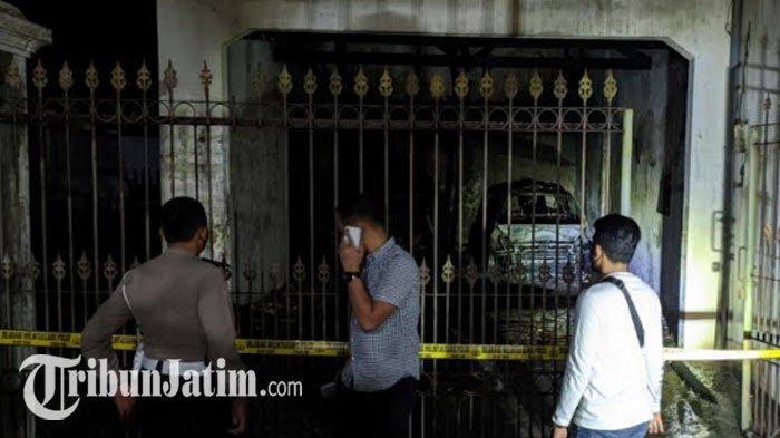 Kebakaran Gudang Mebel di Mojokerto Padam Setelah Satu Jam, Kerugian Material Ditaksir Ratusan Juta