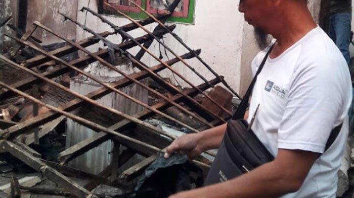 Syok Warga Jember Pindahkan Bensin Malah Rumahnya Hangus Terbakar, Tak Sadar Ada yang Tercecer