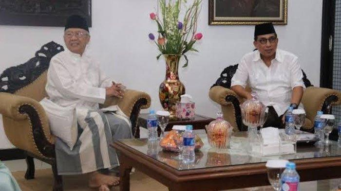 Machfud Arifin Kenang Gus Sholah, KH Salahuddin Wahid Disebut Sosok Bersahaja & Gemar Bagi Wawasan