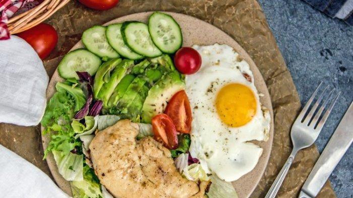 Menu Diet Sehat untuk Seminggu Berdasarkan Porsi Kalori Harian, Bahan Makanan Murah Mudah Didapat