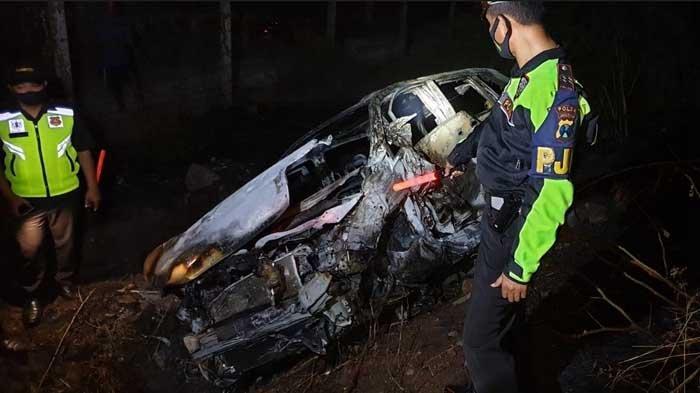 Update Tabrakan Beruntun di Tol Malang, Polisi Masih Lakukan Penyelidikan Dugaan Penyebab Tabrakan