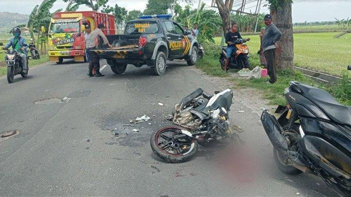 Kecelakaan Maut di Tuban, Pengendara Vixion Tewas Seusai Adu Banteng dengan NMax
