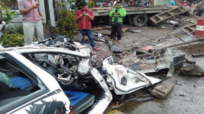Kecelakaan Maut di Pasuruan, Sopir Truk Jadi Tersangka, Polda Jatim Prediksi Akan Ada Tersangka Baru