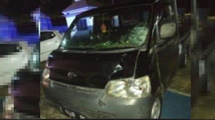 Kecelakaan Maut di Ponorogo Renggut Nyawa Kakek Pejalan Kaki, Dipicu Pengemudi Pick Up Tak Hati-hati
