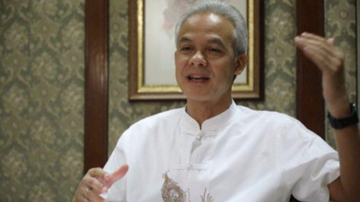 Tegas Gibran Wali Kota Solo Copot Oknum Lurah Pelaku Pungli, Gubernur Ganjar Pranowo: Bagus Ya