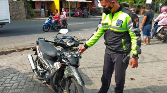 Kecelakaan Maut di Jalan Raya Tulungagung-Blitar, Seorang Pengendara Motor Tewas Diseruduk Truk