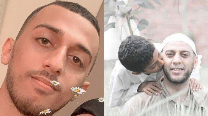 Haru Pesan Suara Terakhir Syekh Ali Jaber untuk Hasan Si Putra Sulung sebelum Wafat, Pengin Curhat