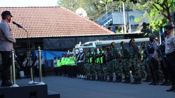 Polresta Malang Kota Siap Lakukan Pengamanan Malam Takbiran, Antisipasi Kegiatan Takbir Keliling