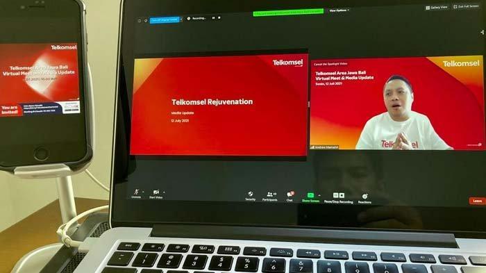 Telkomsel East Java Kenalkan Pembaharuan Identitas dan Layanan Ikuti Tren Digital