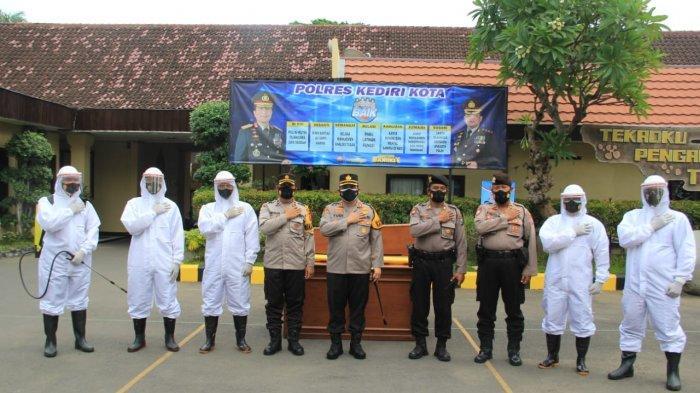 Doakan Korban Covid-19, Masyarakat Kediri Lakukan Hening Cipta Indonesia