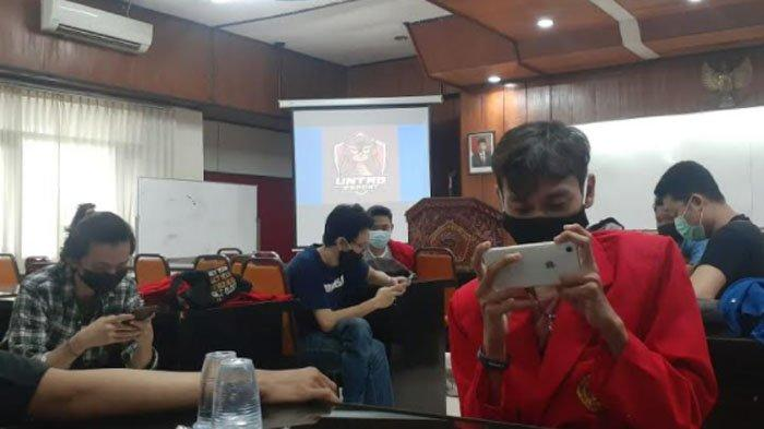 Pra UKM E-Sport di Untag Surabaya Diminati hingga Ratusan Mahasiswa