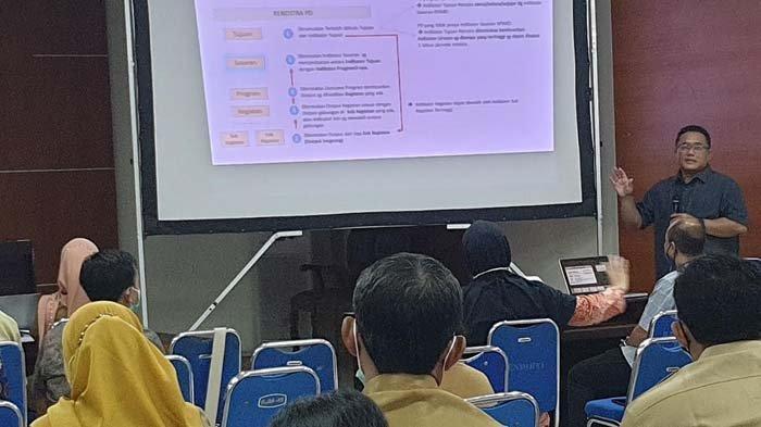 Sesuaikan Kebijakan, Bappeda Nganjuk Gelar Orientasi Perubahan RPJMD dan Renstra Perangkat Daerah