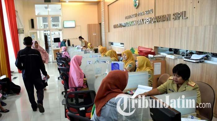 600 Lebih KTP Elektronik Milik Warga Kota Batu Belum Diambil di Dispendukcapil