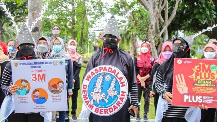 Saat Pandemi Covid-19, Masyarakat Kediri Juga Dihimbau Waspada Demam Berdarah
