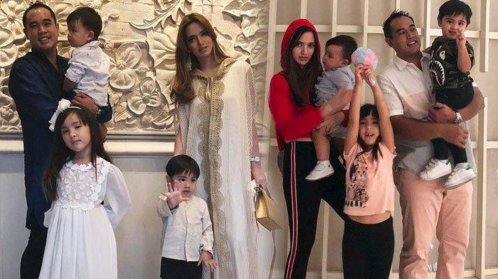 Keluarga Nia Ramadhani dan Ardi Bakrie
